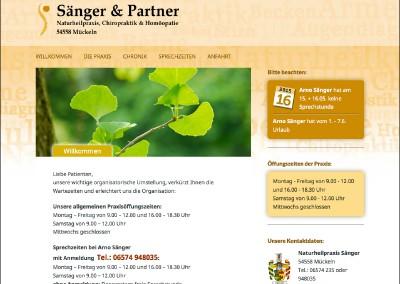 www.naturheilpraxis-saenger.de